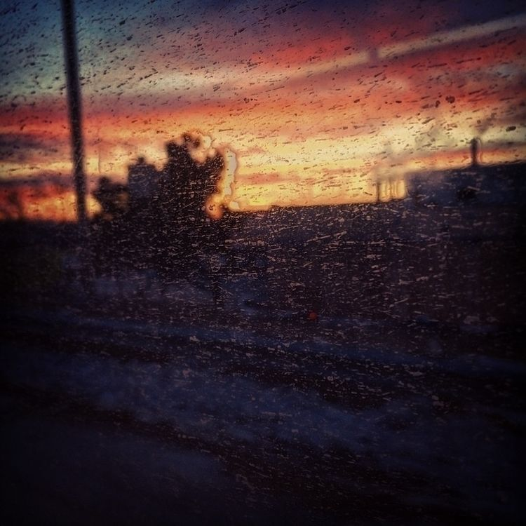 Dirty bus windows provide great - leif_kurth | ello