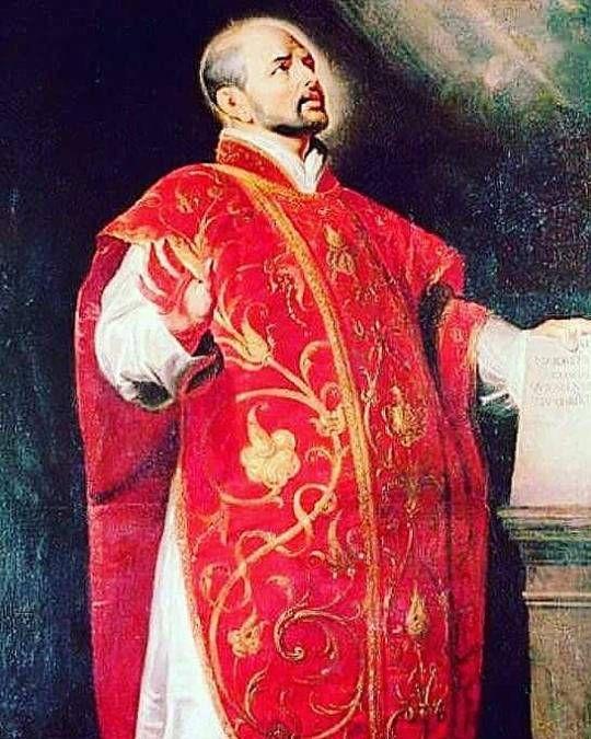 Happy Feast St. Ignatius de Loy - vicsimon | ello