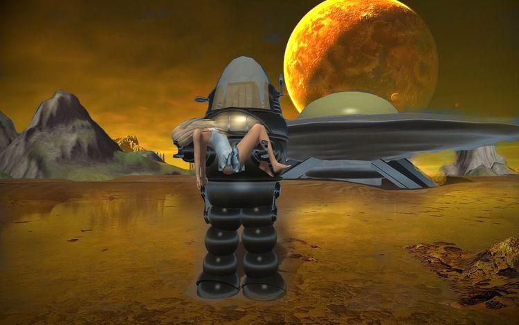 part retro sci fi tributes... t - cirroccojones | ello