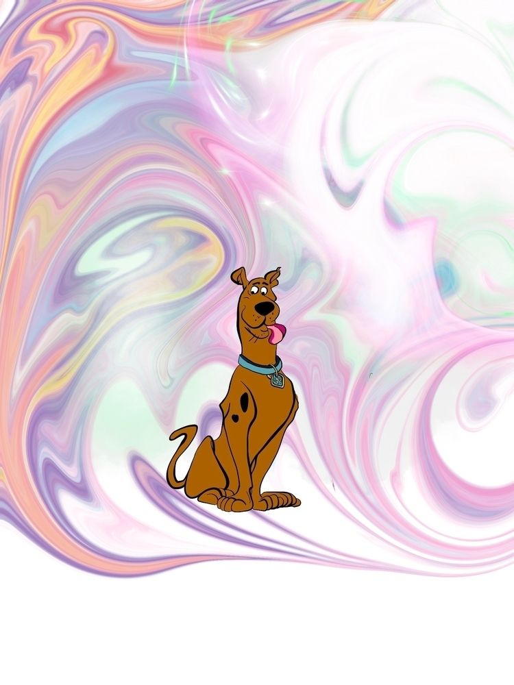 Scooby-Doo Fanart SCOOBY-DOO re - loramarshdesign | ello
