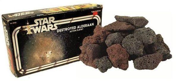Alderaan, DeathStar, StarWars - eksrae | ello