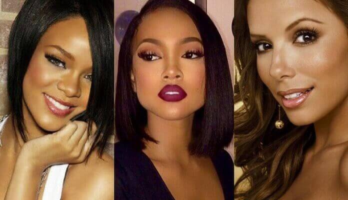 Maquillaje para piel morena tip - trivanksvinks | ello