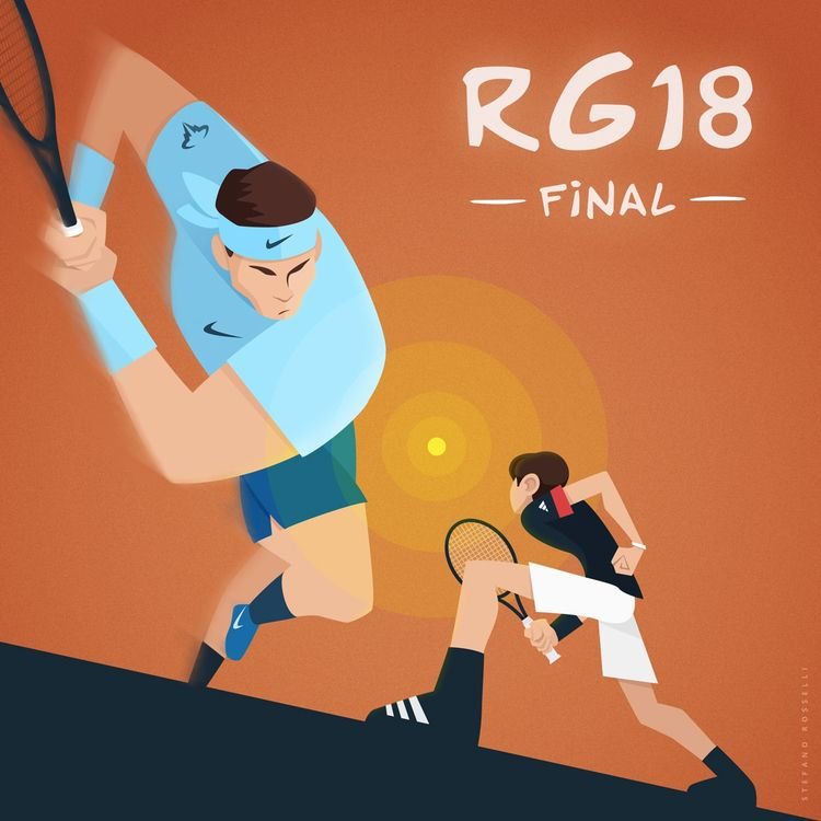 Final Fight | Roland Garros 201 - stefrosselli | ello