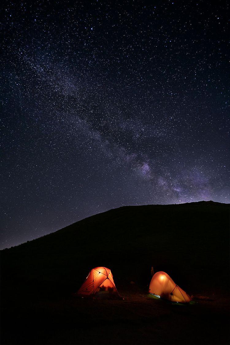 Starry sky party summers, weeks - tommasodidonato   ello