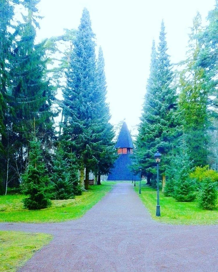 Klockstapeln Norrahammars Kyrko - skogskyrkogardar | ello