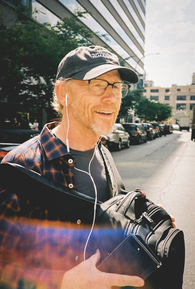 Ron Howard - 35mm, film, photography - danbassini | ello
