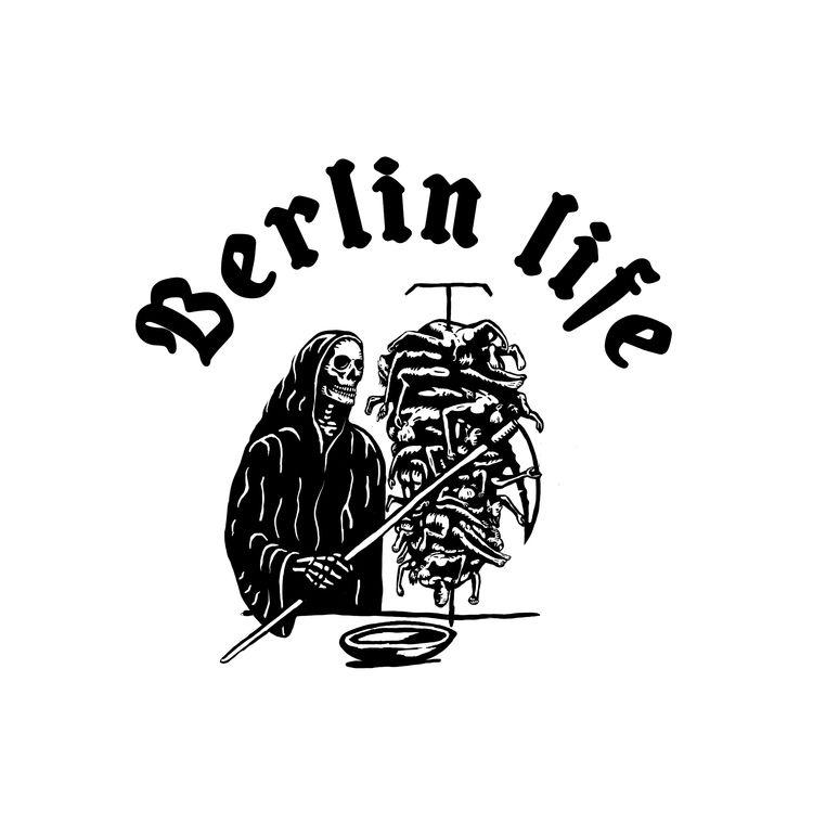 Berlin Life - Reinterpretation  - rod_luebbert   ello