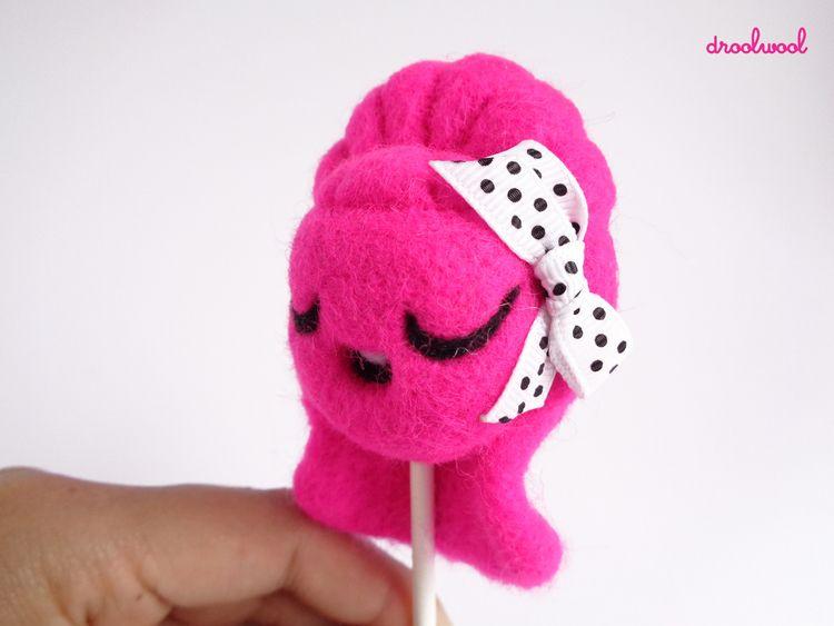 love polka dot bows,  - droolwool - droolwool | ello