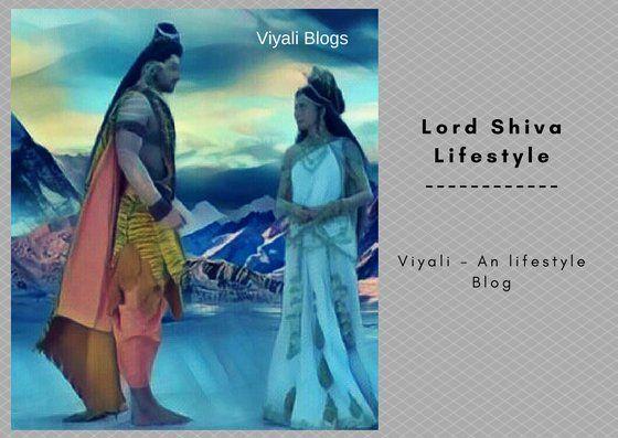 Lord Shiva lifestyle Lifestyle  - viyali | ello