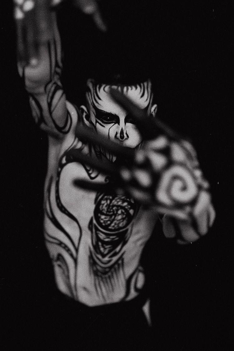 boy, portrait, beauty, photography - dark-indigo | ello