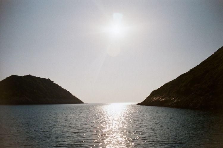 Corfu, Greece  - 35mm, ishootfilm - dimimm   ello