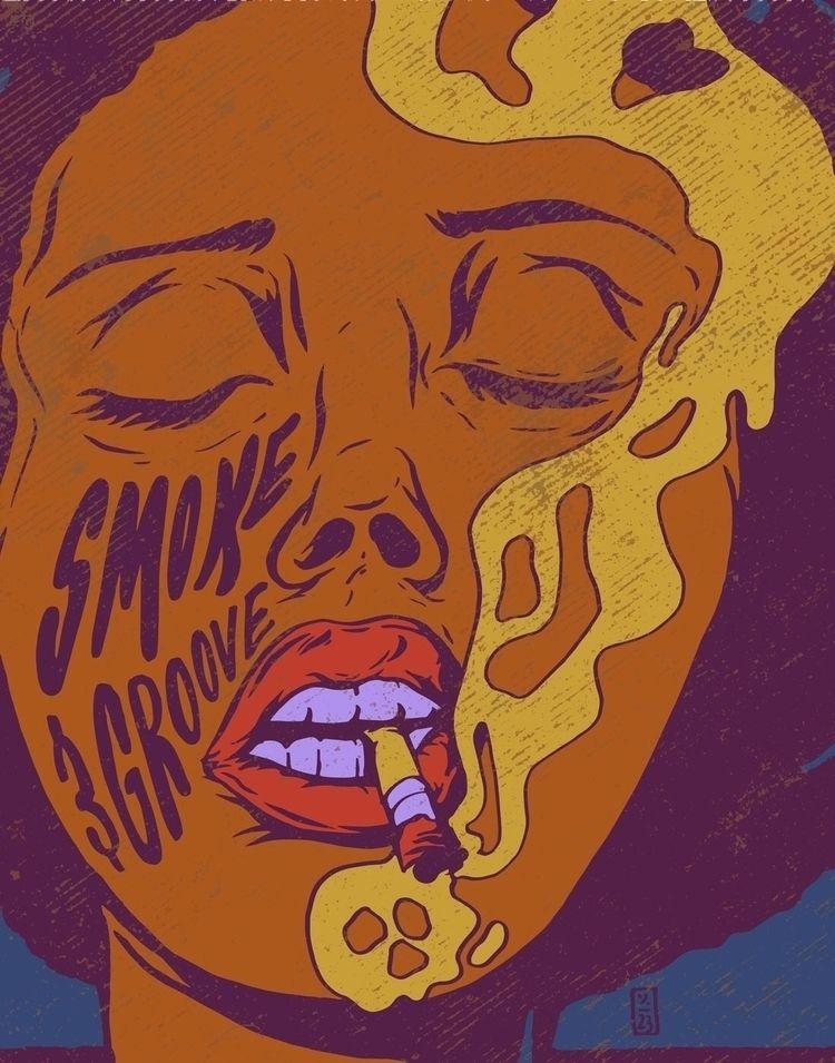 Smoke Groove - thomcat23 | ello