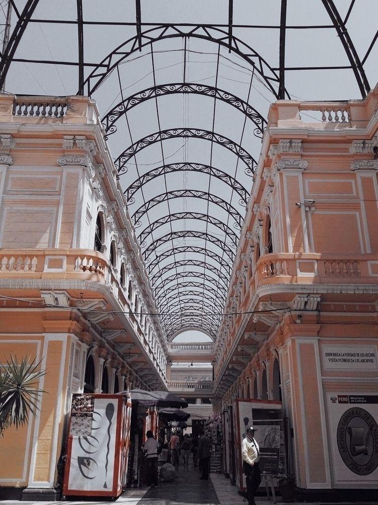 architecture, perspective, lines - alexandrazf | ello