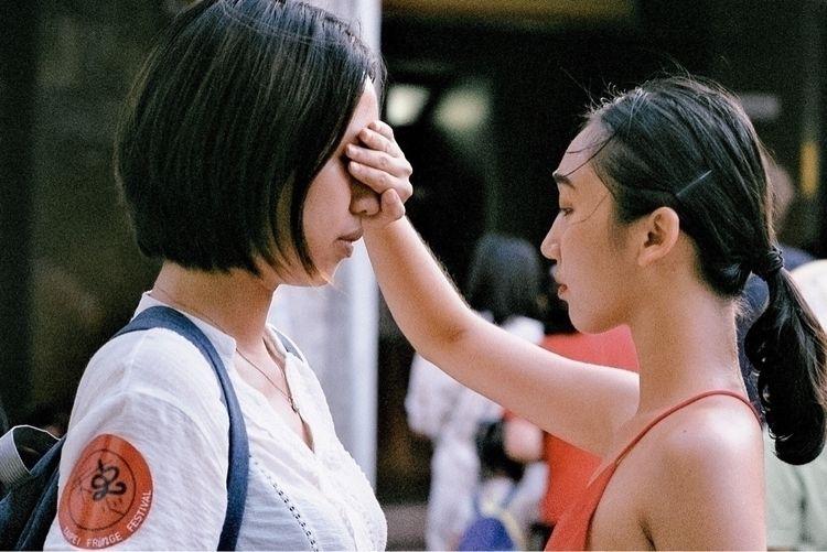 Taiwan, Taipei, 藝穗節, 人像, film - ucchen | ello