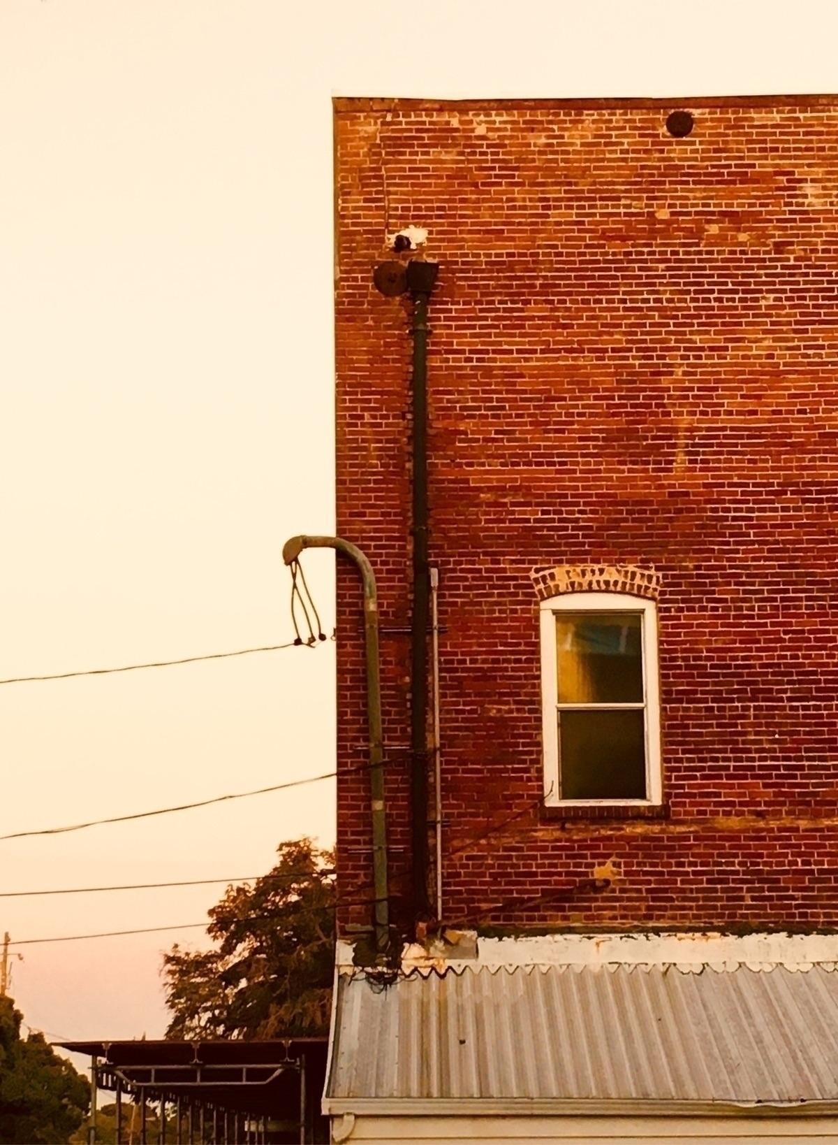 Benicia, California - brick, tin - katemoriarty | ello