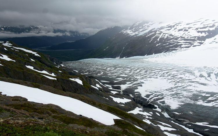 Exit Glacier Harding Icefield T - lwpetersen | ello