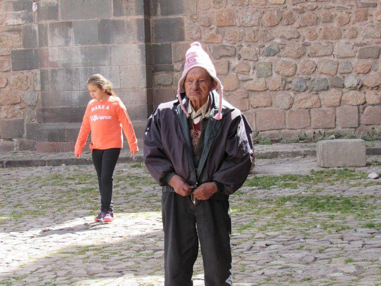Difference Cusco Peru July 2018 - electrovista | ello