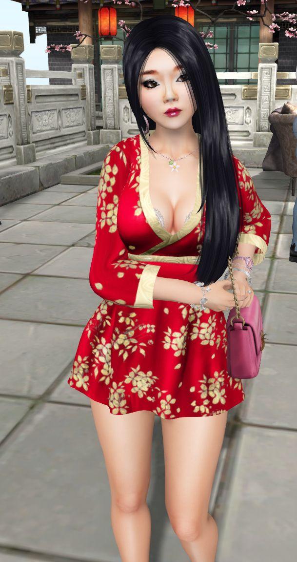 Kimiko mini kimono Mandy, life - cirroccojones   ello