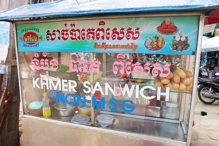 10 popular Cambodian street mea - vietzay   ello