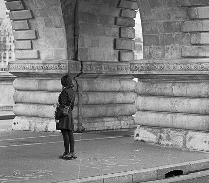 bridge Paris - analog, amateurphotography - peterhphotography   ello