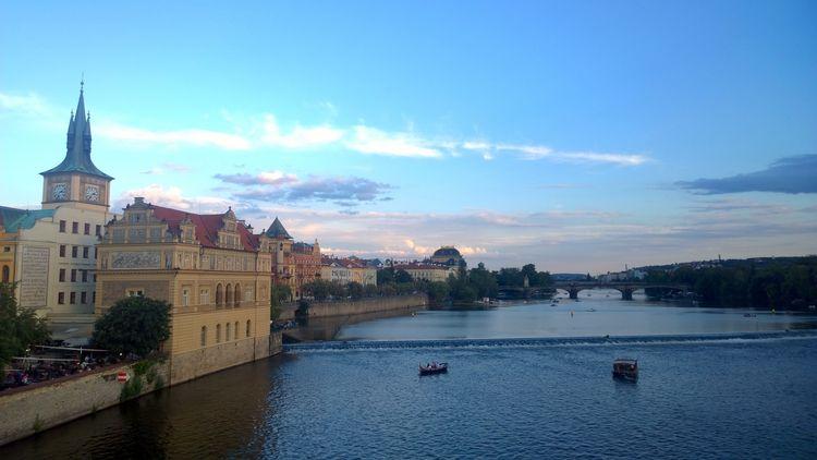 Vltava river Bedrich Smetana Mu - norre01 | ello