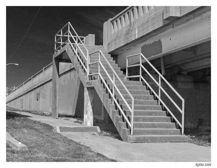 Steps ... Leading Bridge Terabi - jascox   ello