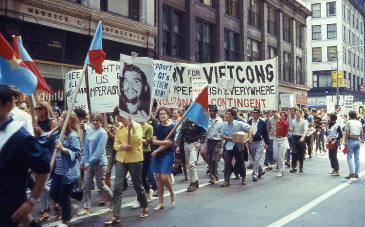 August 1968. Anti-War Protester - ccruzme | ello