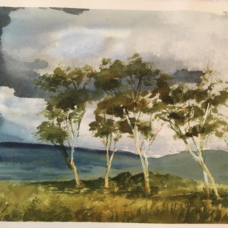 Escarpment. July - michaeljwcoach   ello