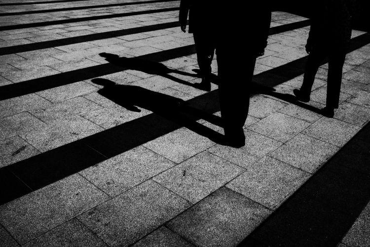 Silhouettes Stripes / Streets S - qgigon | ello