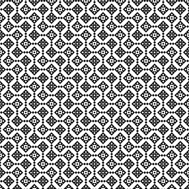 Square Pattern Experiment proje - kirisartworks | ello