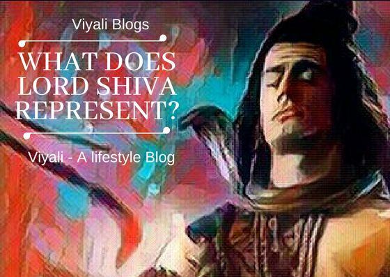 Lord Shiva represent? exemplifi - viyali | ello