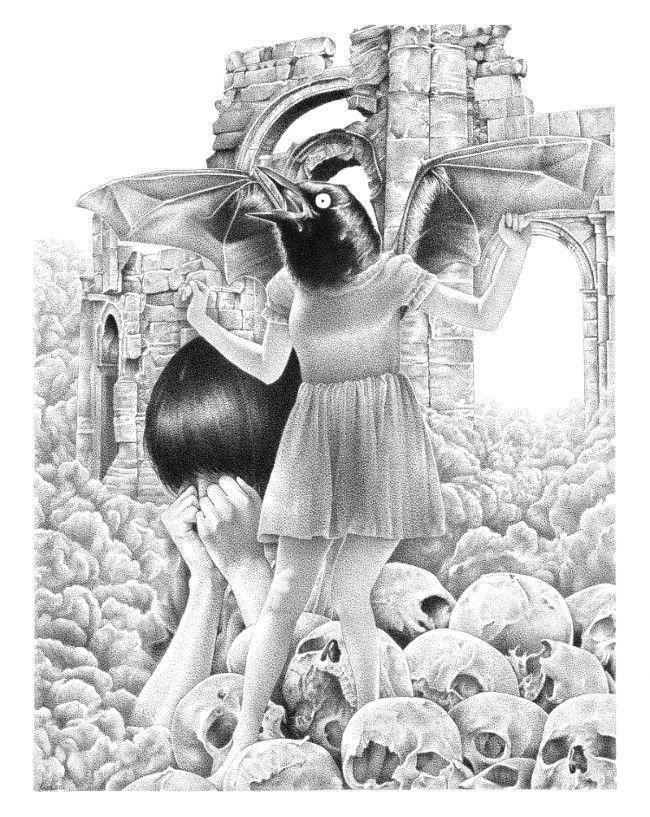 collage style illustrations cre - renzorazzetto | ello