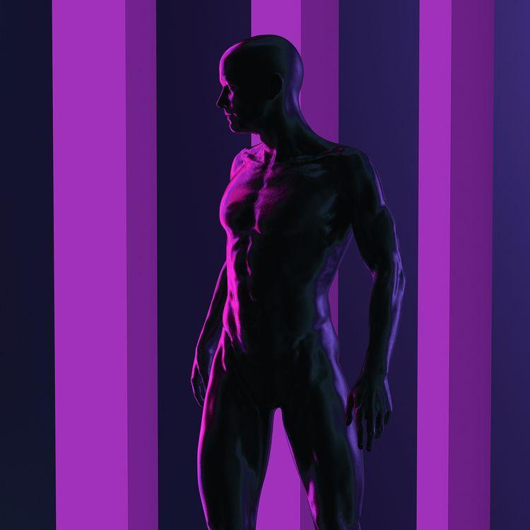 Scifi portraits - rendering, cinema4d - mattiafalo | ello