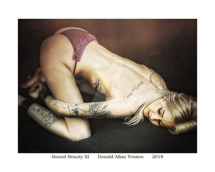 Bound Beauty III featuring Natt - donyenson | ello