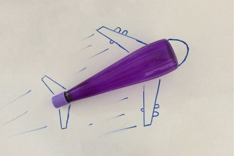 BOTTLE FLIGHT - bottle, flight, drawing - fahadpgd | ello