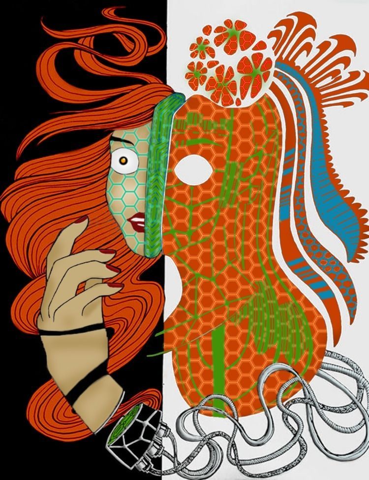 Álbum Cover - Digital Coloring - lucas_bandrade | ello