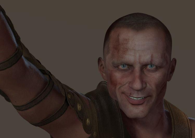 Daniel Craig gladiator. pull - cirroccojones | ello
