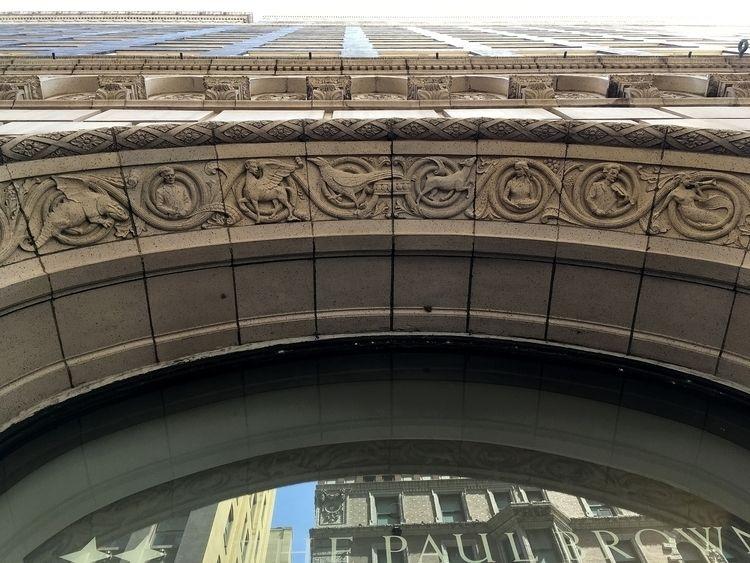 1367. decorated arch buildings  - moosedixon | ello