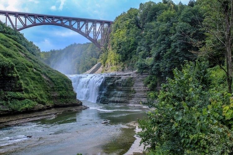 Bridge Falls - ruling | ello