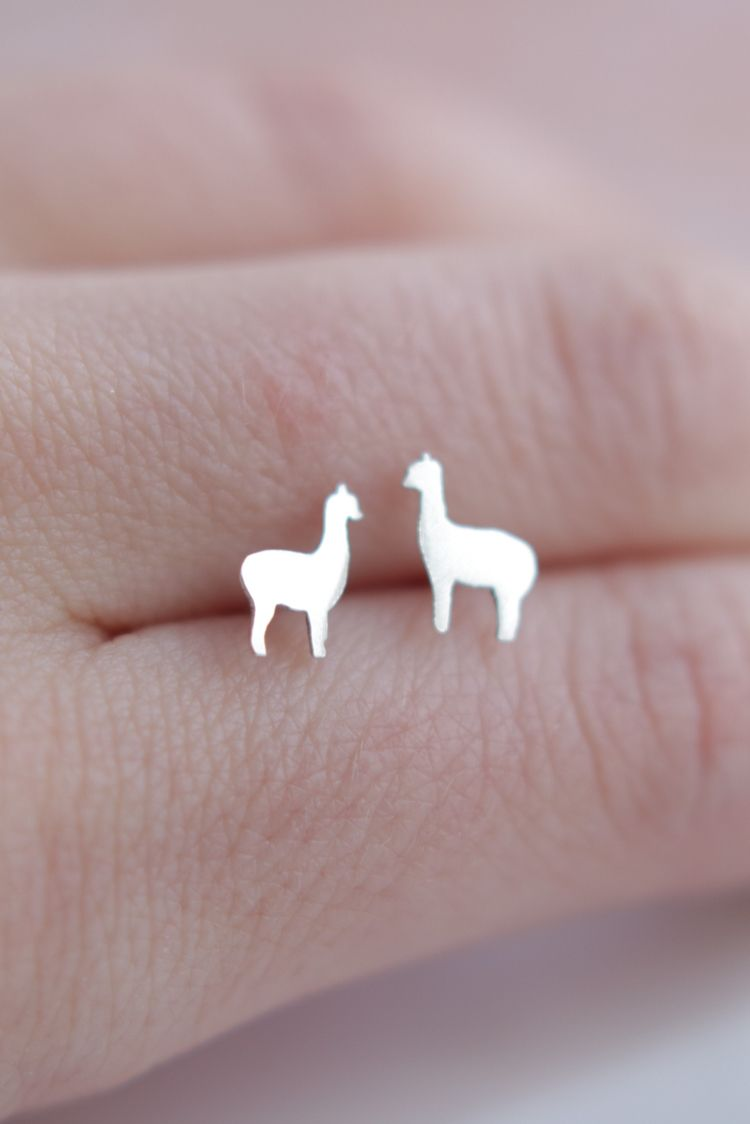 adorable llama earrings :)) ste - stardustmine | ello