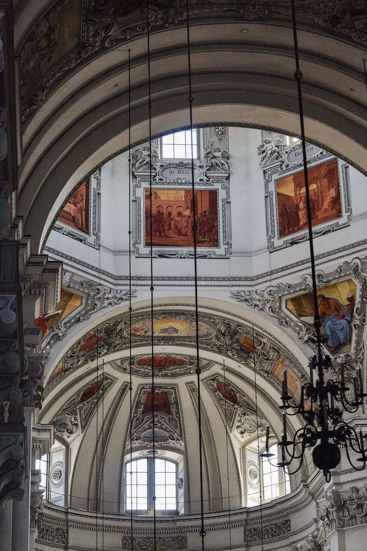 Salzburg Cathedral Salzburg, Au - gjaramillophotography | ello