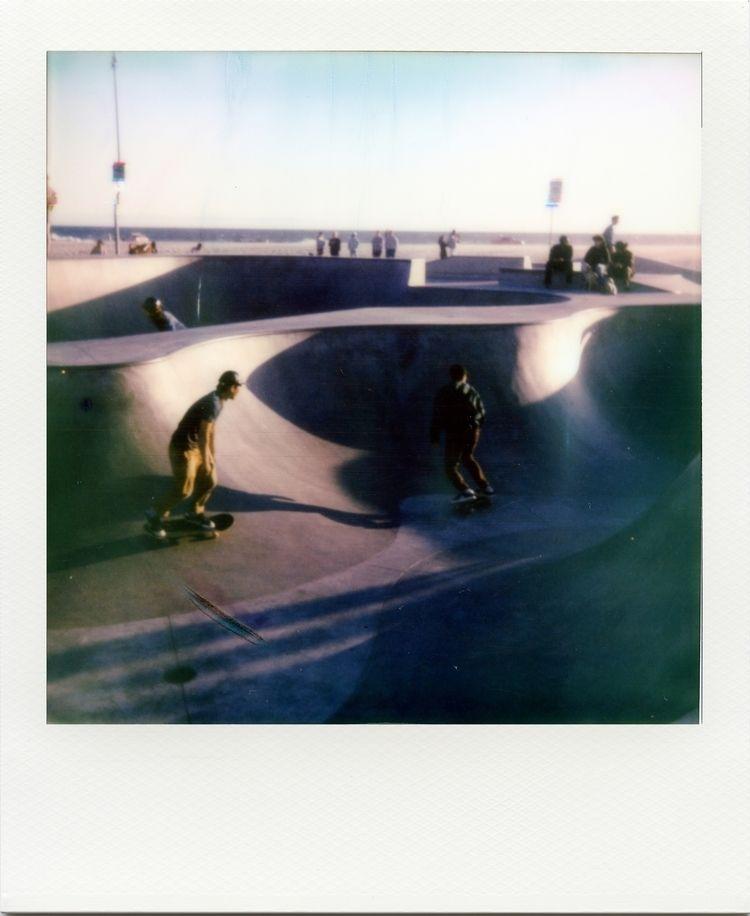 Venice Beach Skatepark Instagra - lorenzomitil | ello