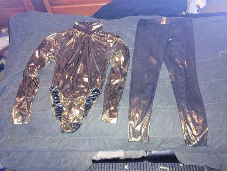 Gold Turtleneck Bodysuit Matchi - mmayzeen2014 | ello