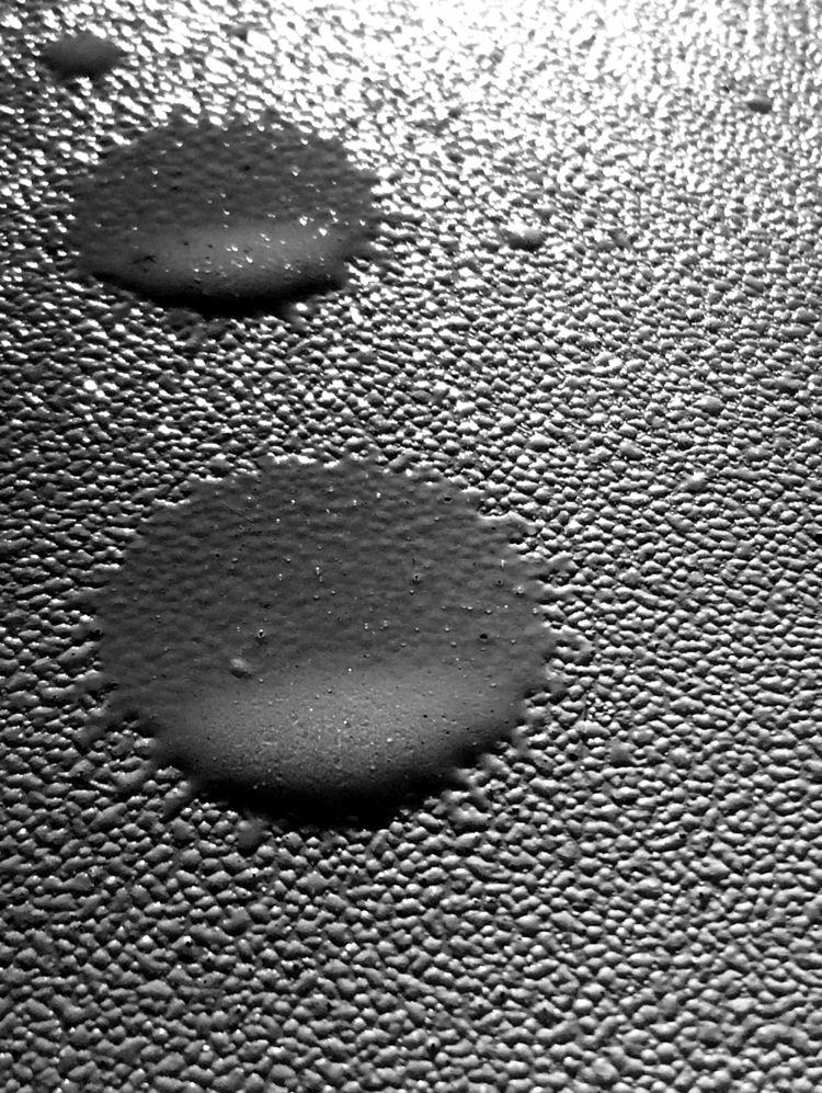 drops frozen dew - macro, closeup - ivop | ello