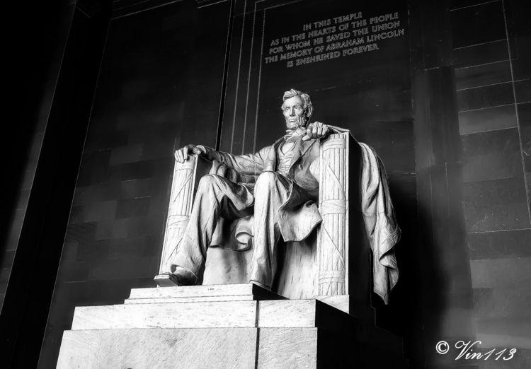 President Lincoln - vin113 | ello