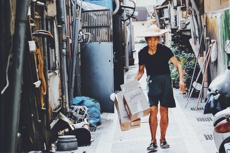 Taiwan, Taipei, film, nikonfm - ucchen | ello