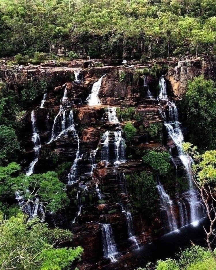Cachoeira Almécegas - Distrito  - thiagodias_ | ello