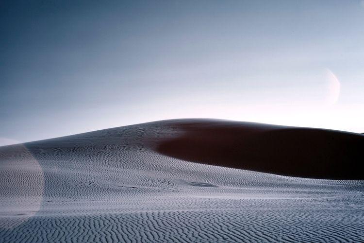 Great Sand Dunes, CO - infrared - ruminasean | ello