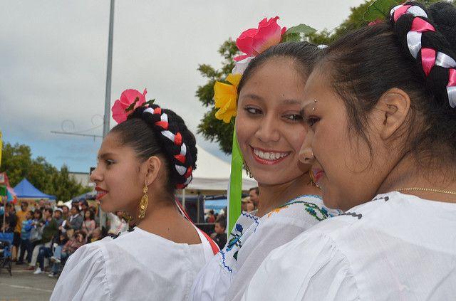 Folklorico 7/28/2013 Santa Cruz - delmar | ello