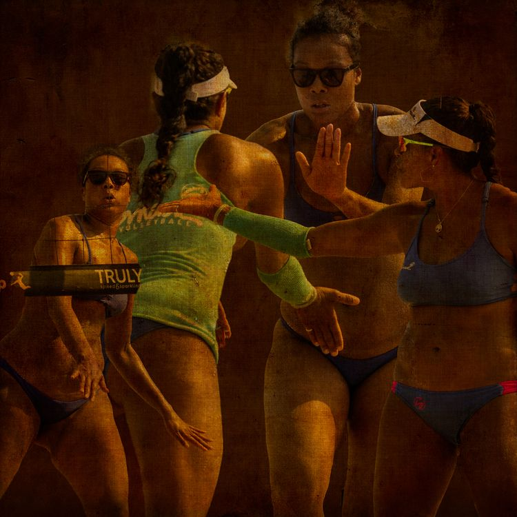 Volleyball Love - volleyball, athletes - terrellcwoods | ello